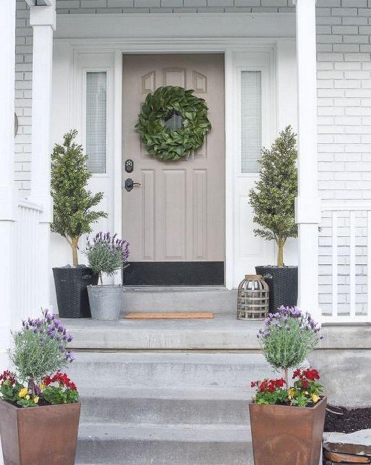 Farmhouse Front Door Design