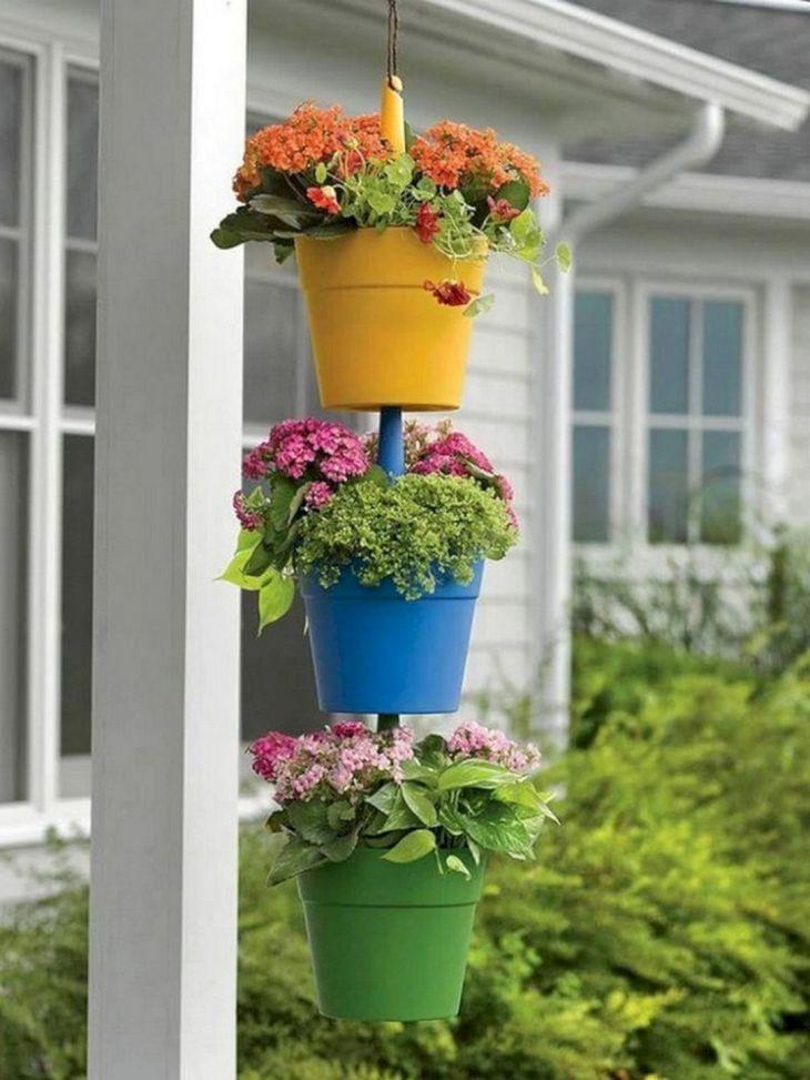 Hanging Plant Pot Garden Ideas