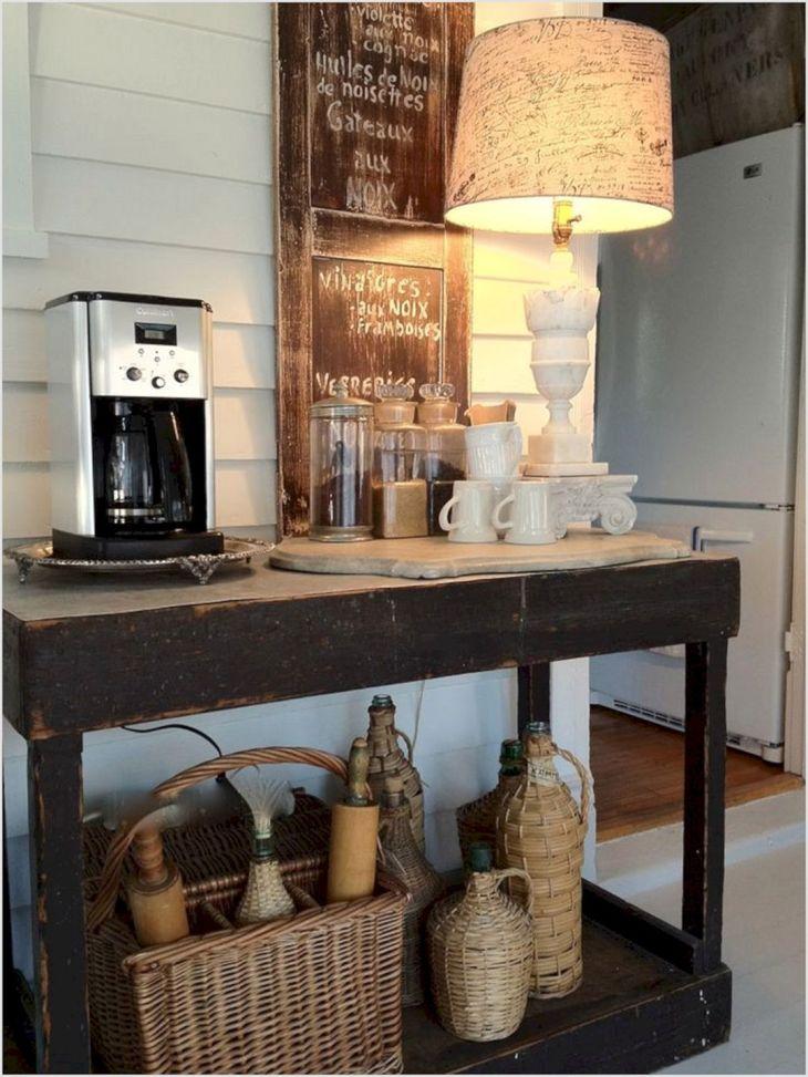 Home Coffee Bar Design