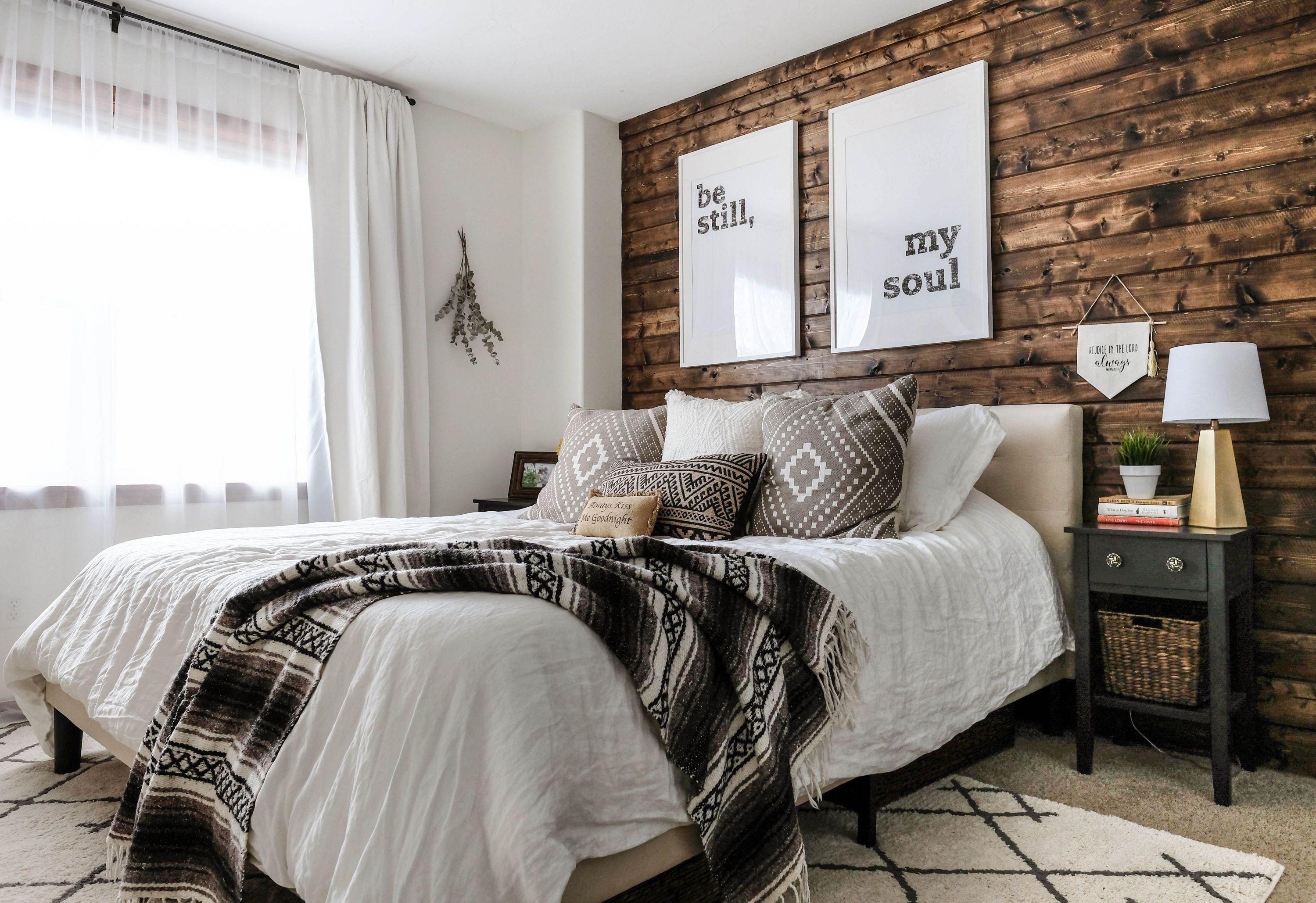 Innovative Bedroom Wall Decoration