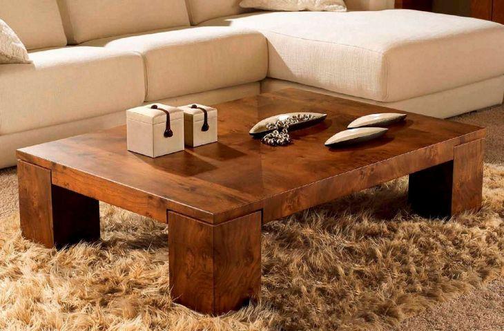 Living Room Table Design