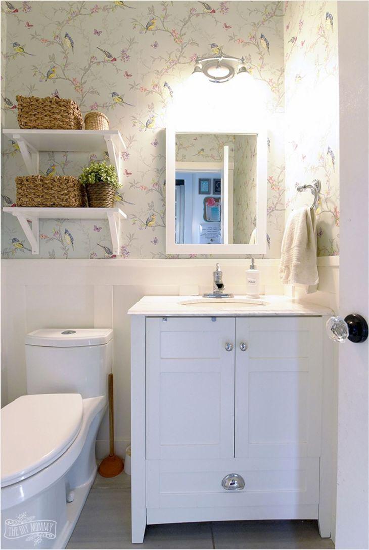 Small Bathroom Organizing Ideas