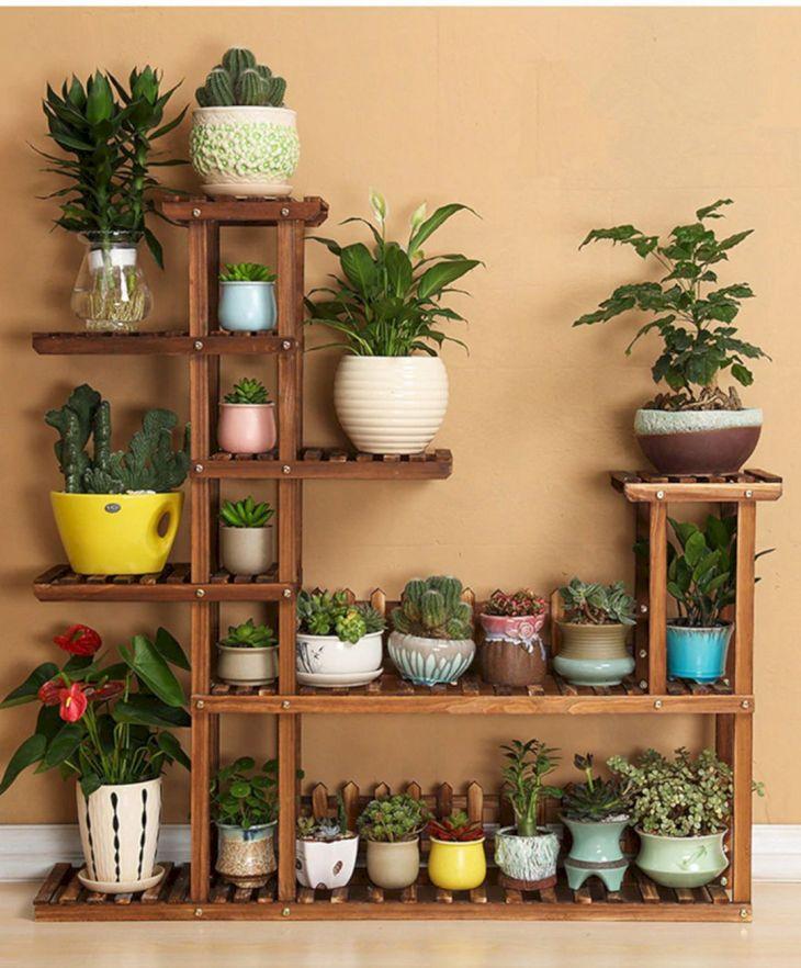 Wall Indoor Plans Shelf