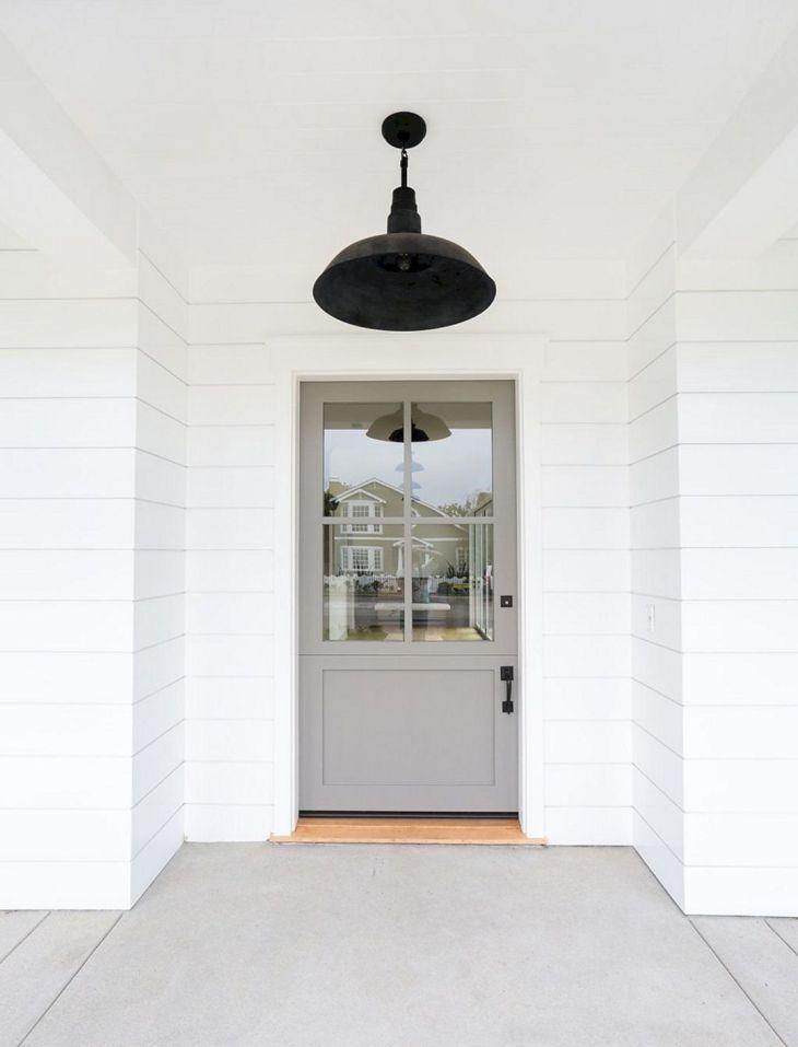 White Front Door Ideas