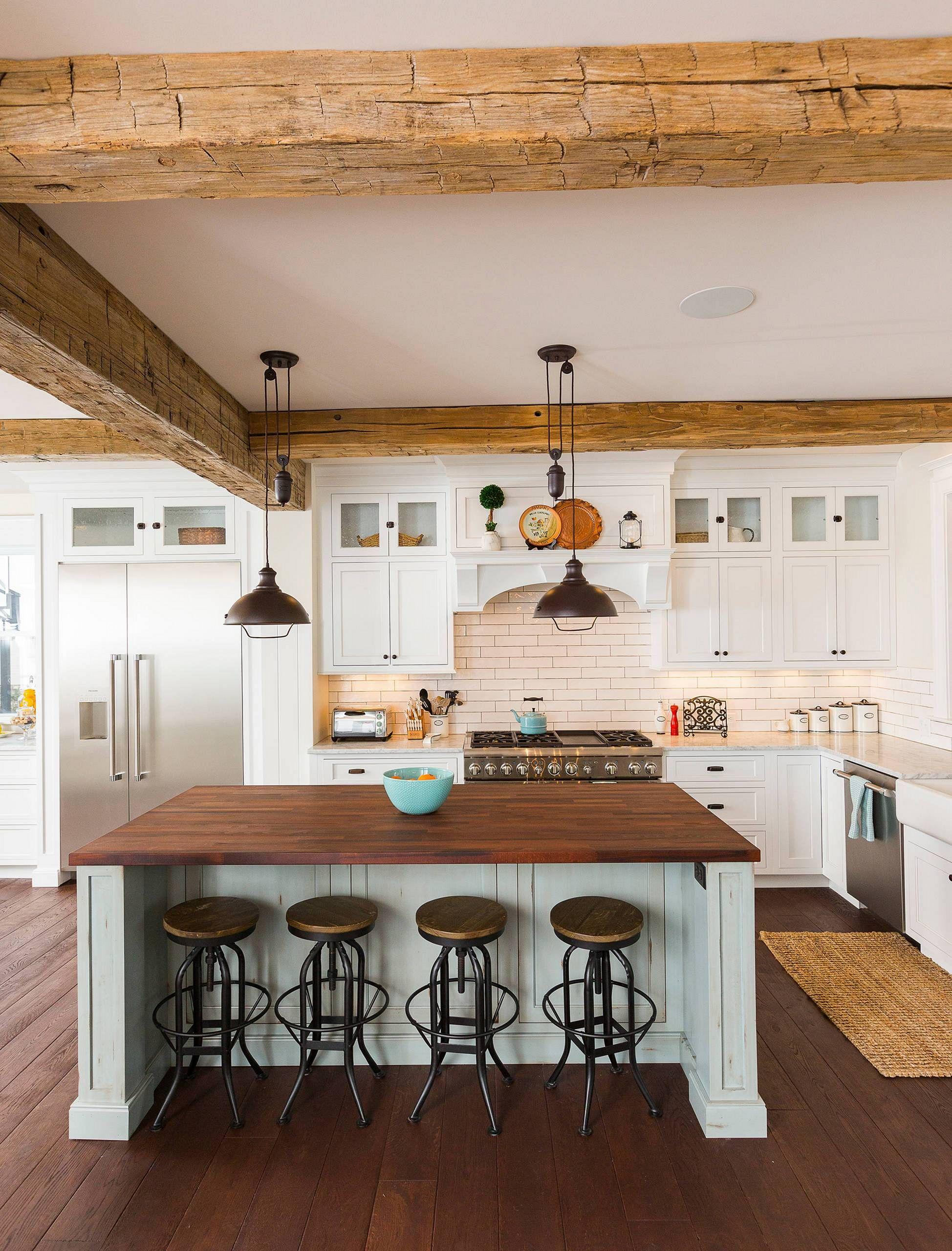Best Farmhouse Kitchen Style Ideas