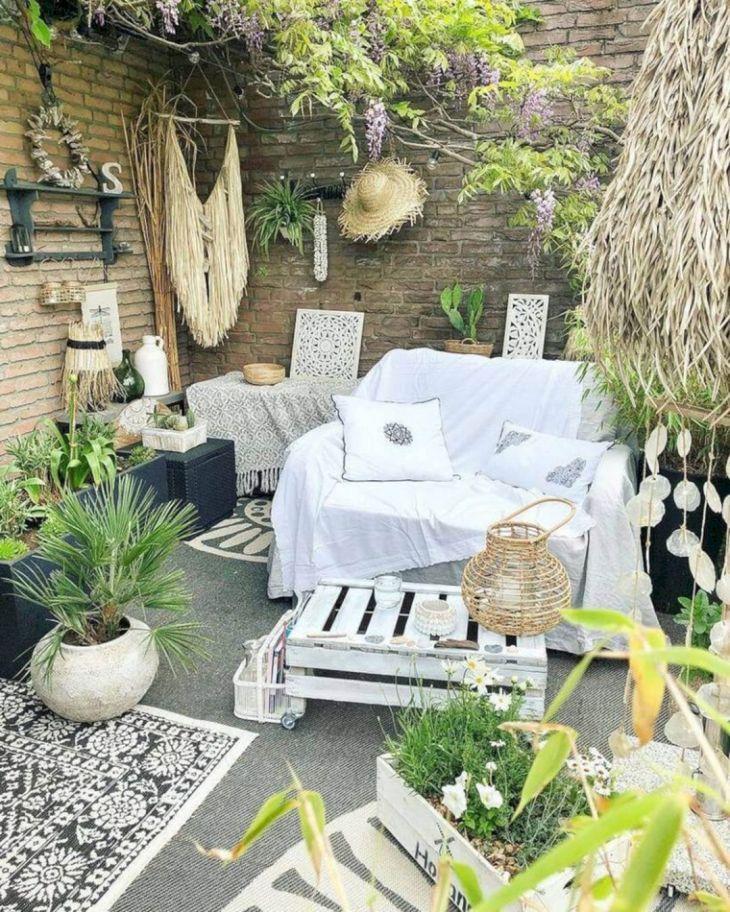 Bohemian Garden Ideas