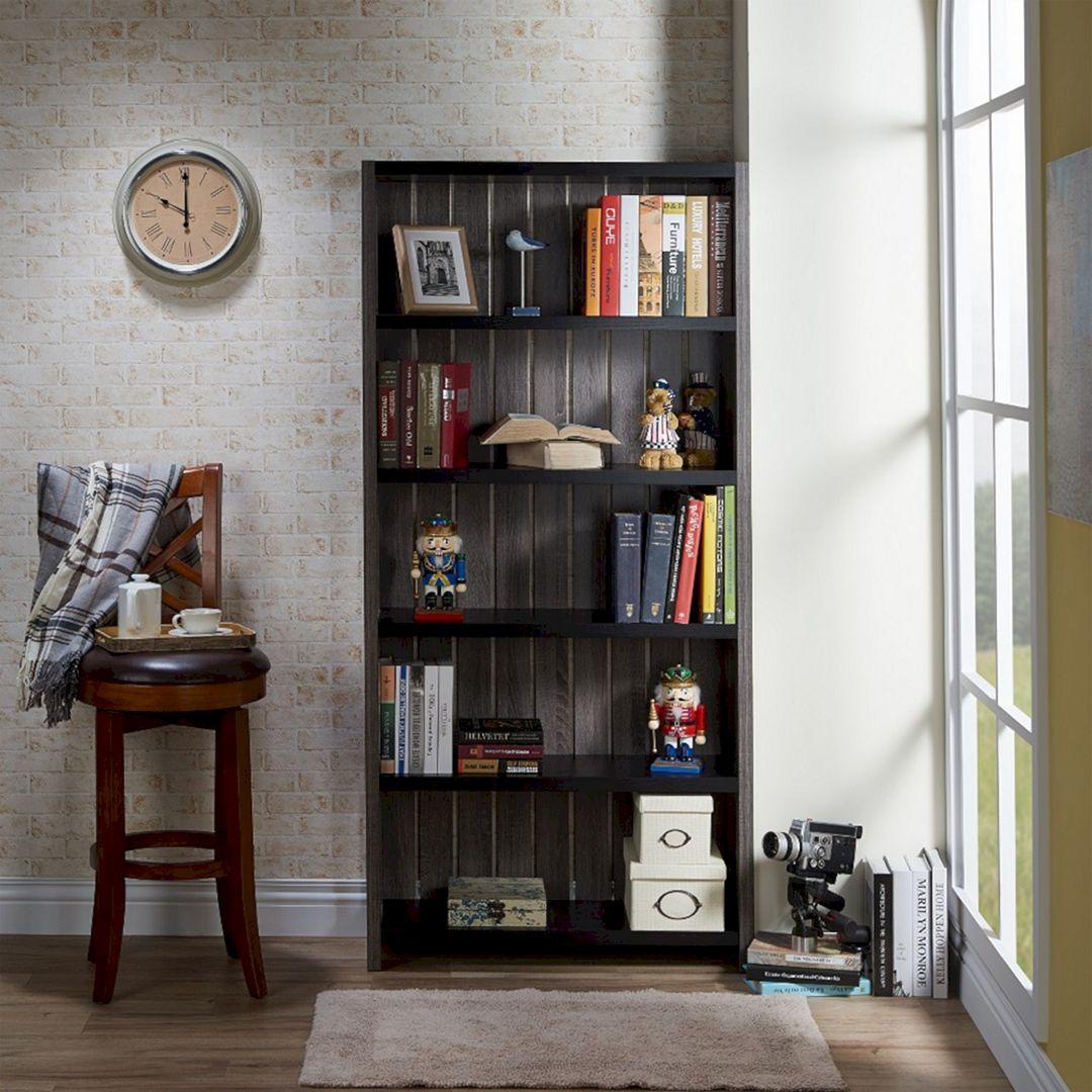 Bookcase Space Saving Ideas