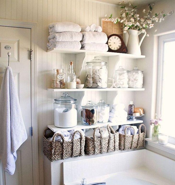 Cheap Bathroom Storage Ideas