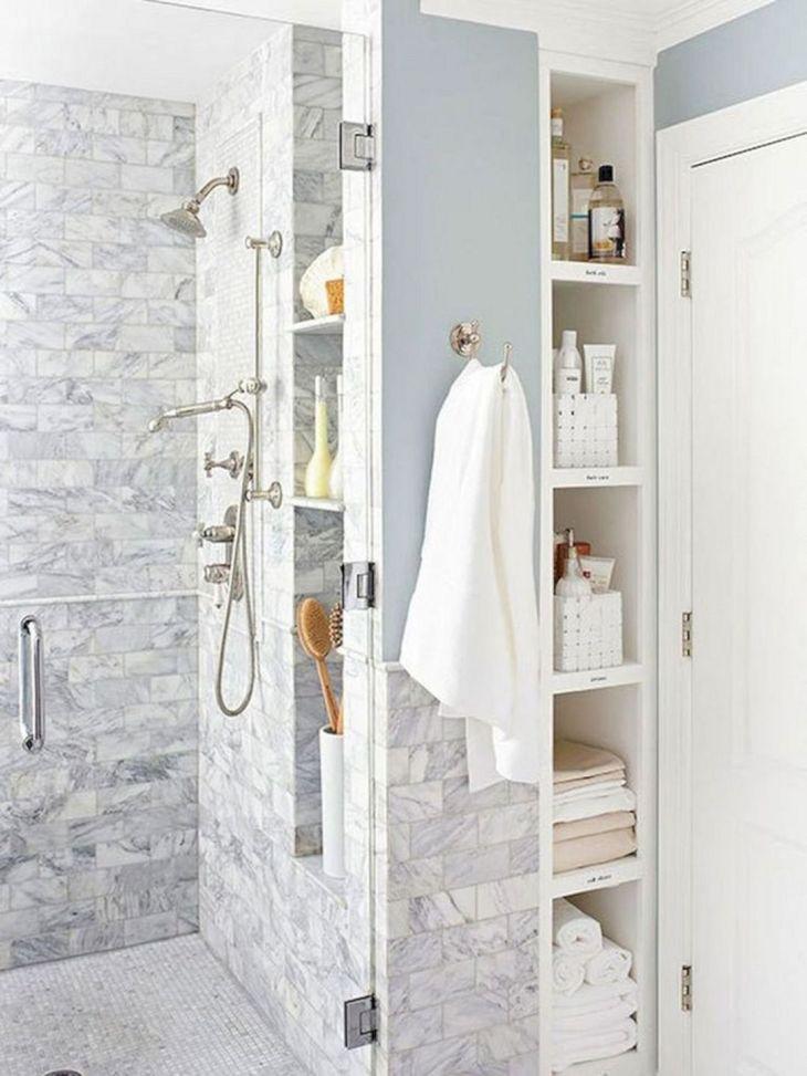 Easy Bathroom Storage Ideas