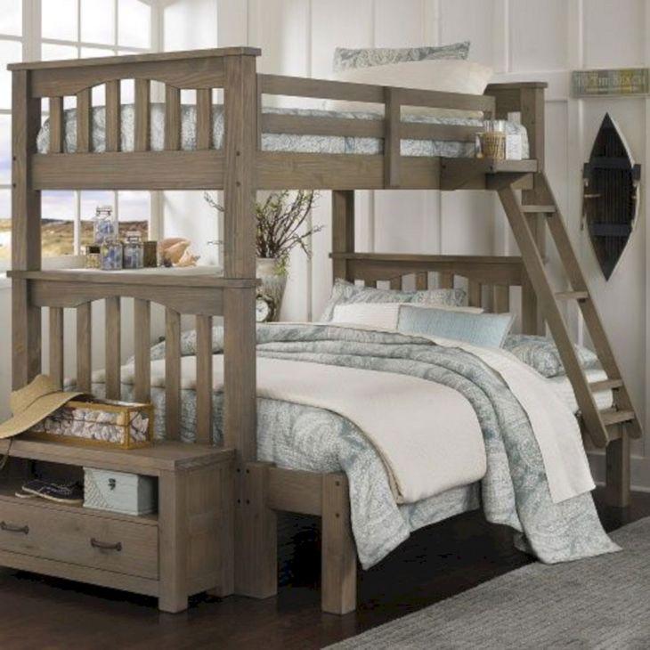 Elegant Bunk Bed Design Ideas