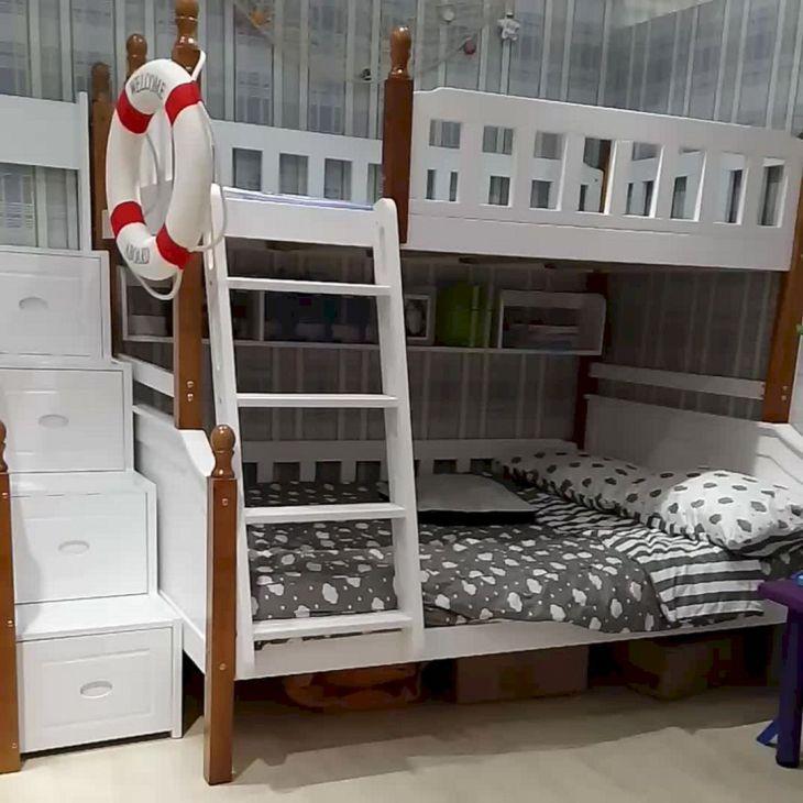 Elegant Bunk Bed Design