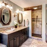 Oval Rustic Bathroom Mirror Ideas Decoredo
