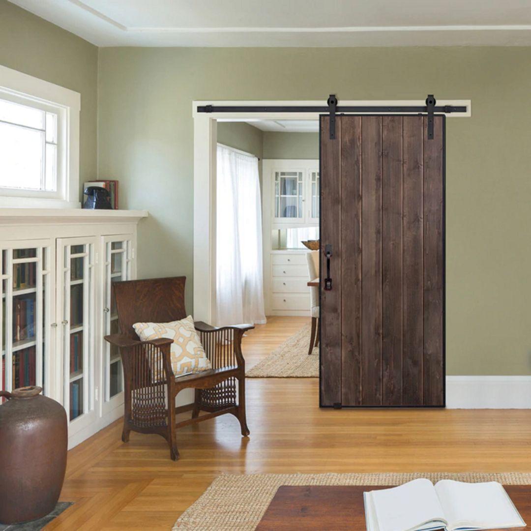 Single Barn Door Ideas