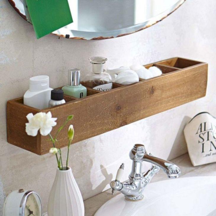 Small Bathroom Storage Design