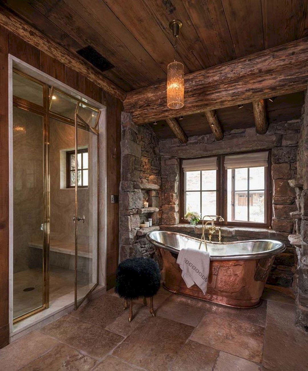 Best Rustic Bathroom Ideas