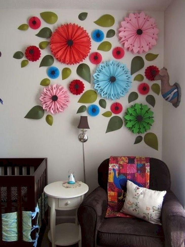 DIY Craft Living Room Idea