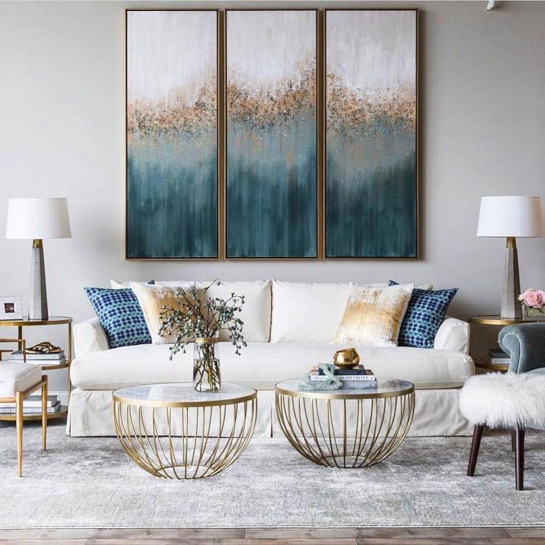 Living Room Coastal Accessories