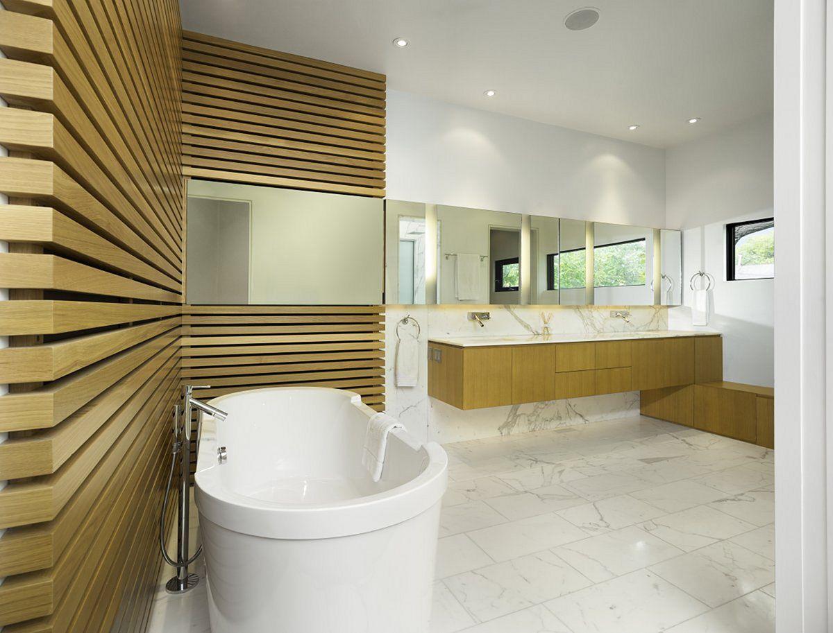 Modern Bathroom Interior Ideas
