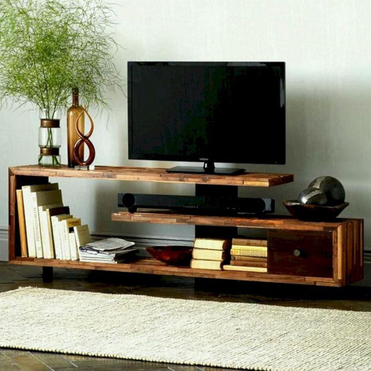 Modern TV Table Ideas