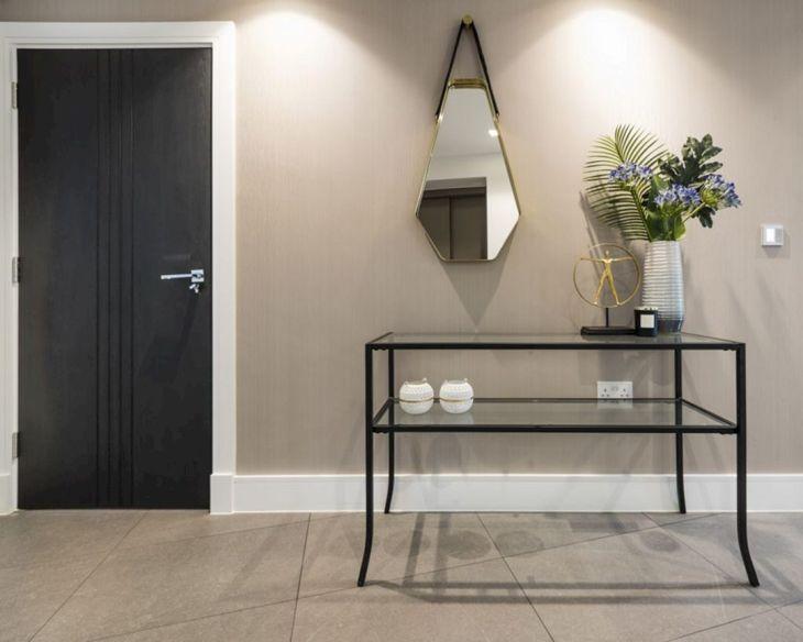 Monochrome Home Door Ideas