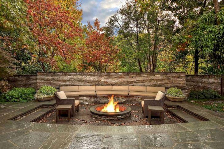 Outdoor Backyard For Autumn Ideas