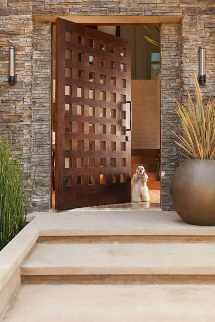 Wooden Home Door Design Ideas