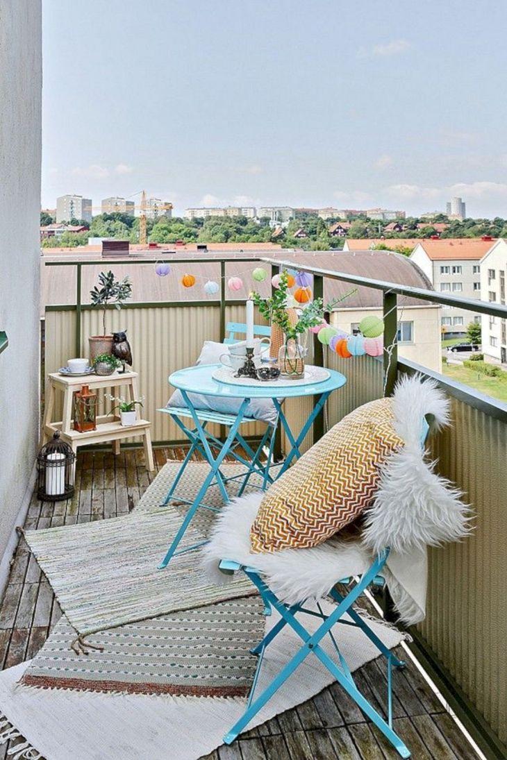 Awesome Balcony Decoration Ideas