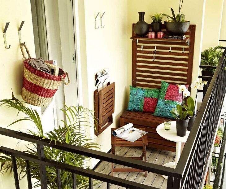 Gorgeous Small Balcony Ideas