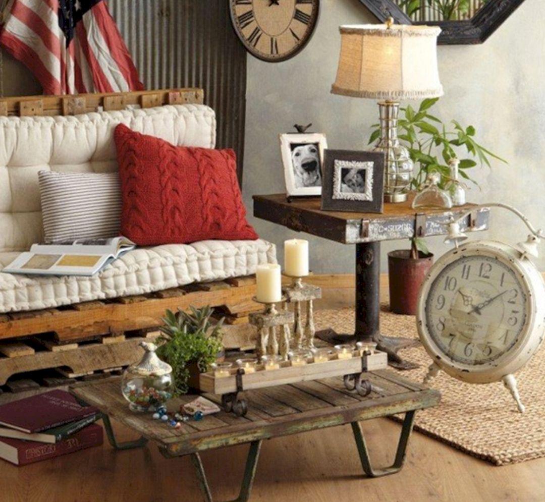 Beautiful Vintage Home Decor Ideas