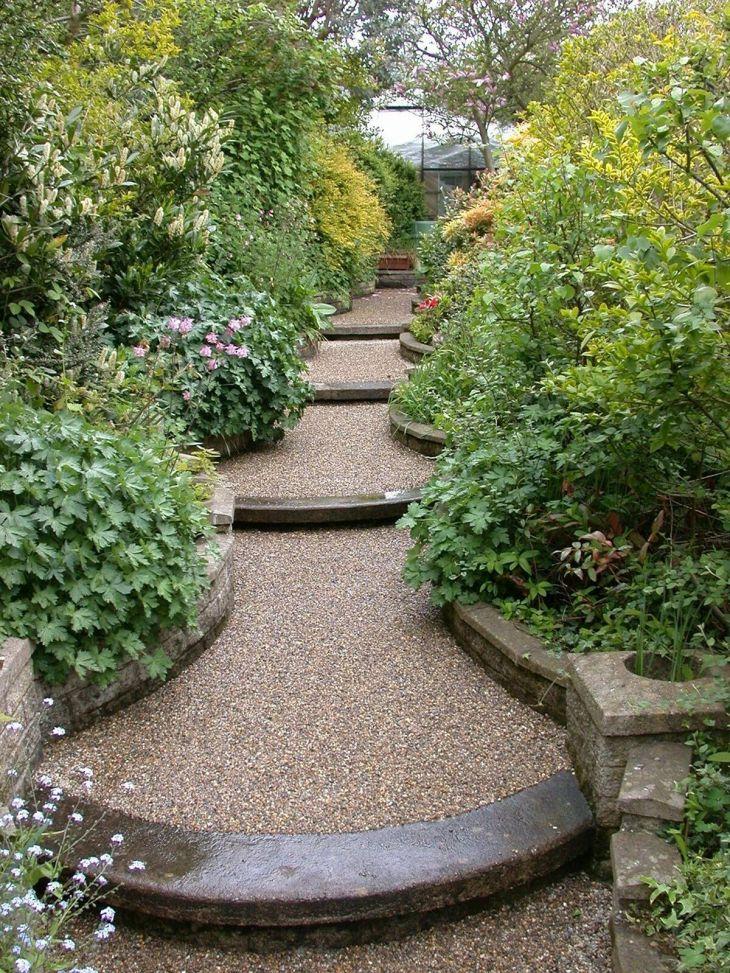 Awesome Garden Path Ideas