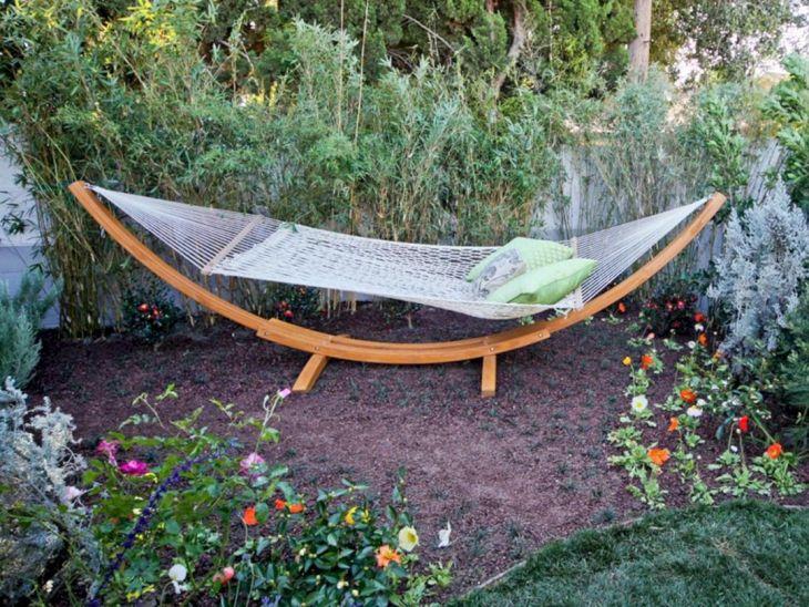 Backyard Hammock Design