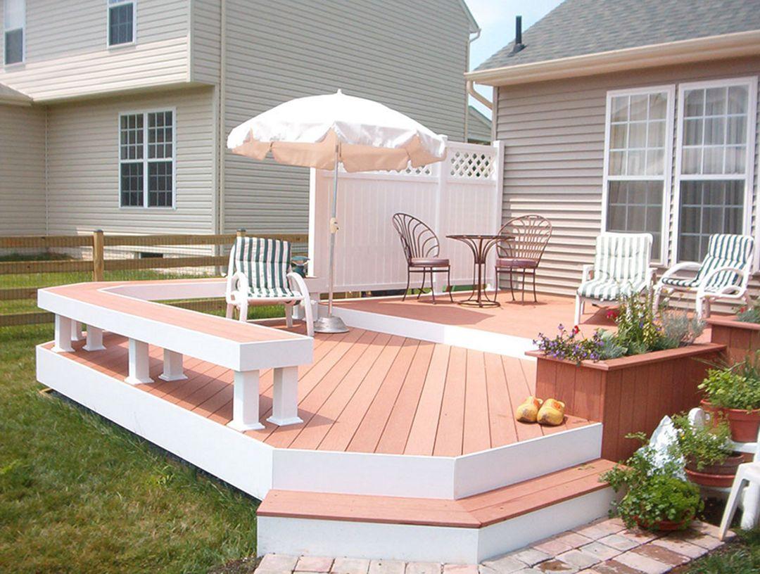 Beautiful Wood Deck Ideas