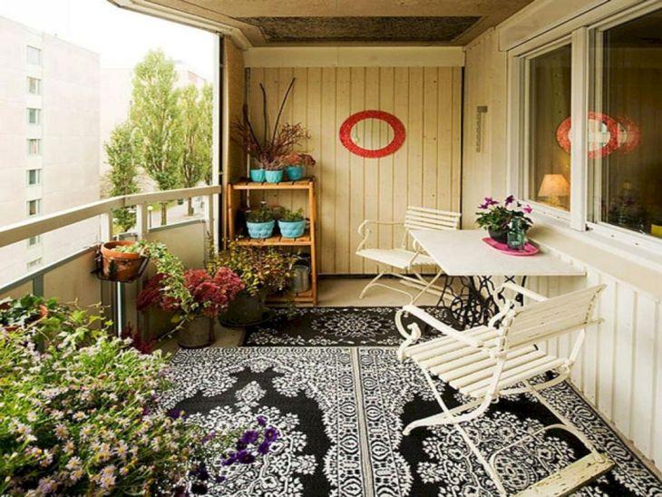 Best Apartment Balcony Ideas