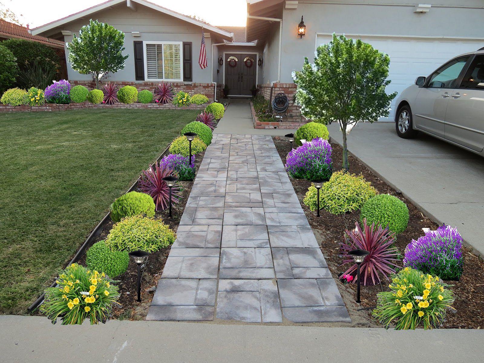 Best Front Yard Design Ideas