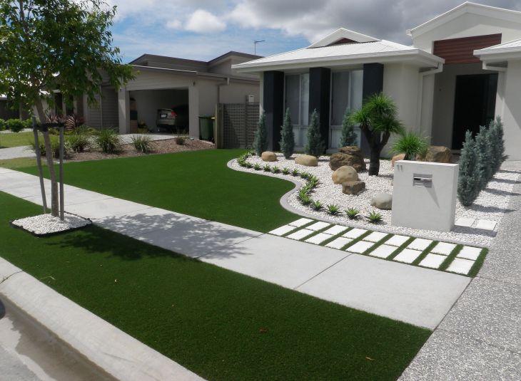 Best Modern Front Yard Design