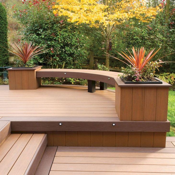 Best Wood Deck Design Ideas