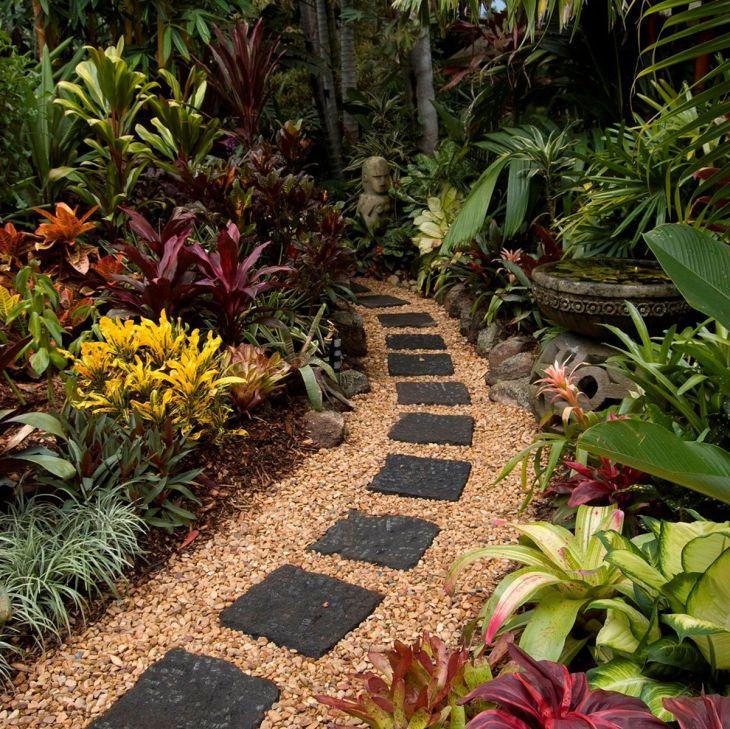 DIY Garden Path Ideas