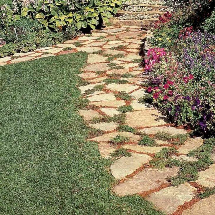 Garden Path And Walkway Design