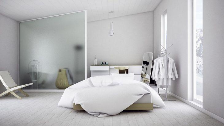 Minimalist Scandinavian Bedroom Ideas