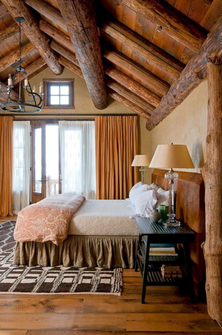 Beautiful Rustic Bedroom Design
