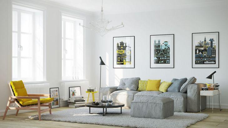 Best Home Scandinavian Style Ideas