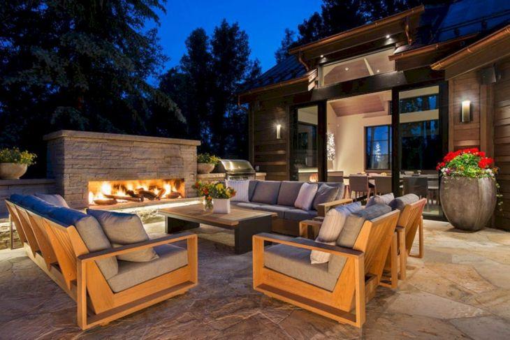 Best Outdoor Living Room Ideas