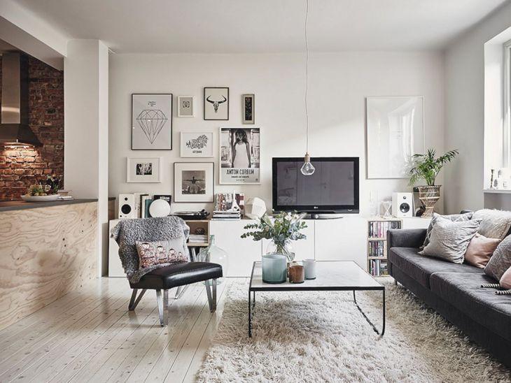 Cozy Scandinavian HOme Interior