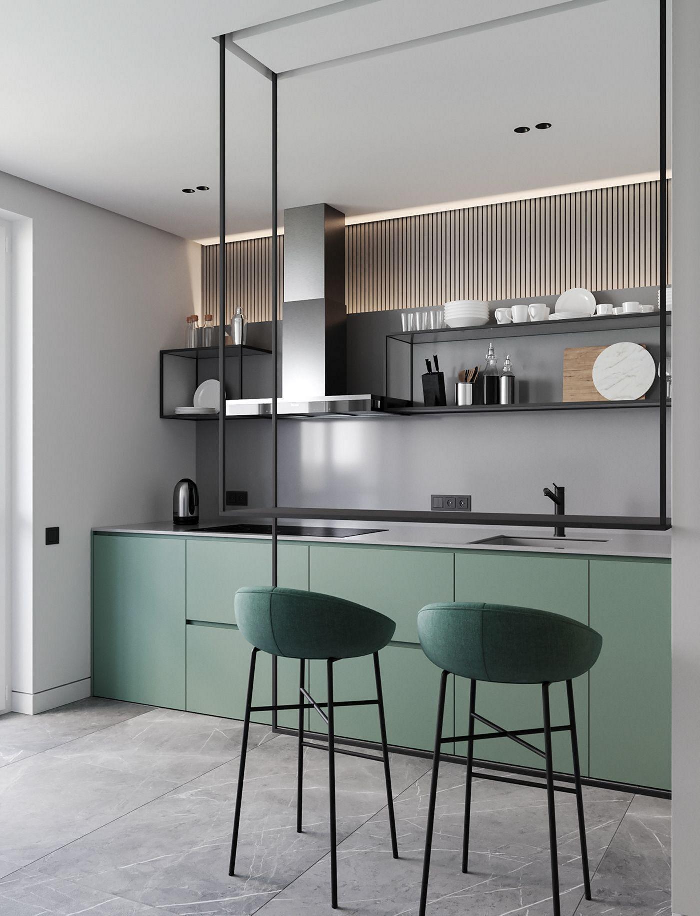 Awesome Minimalist Kitchen Ideas