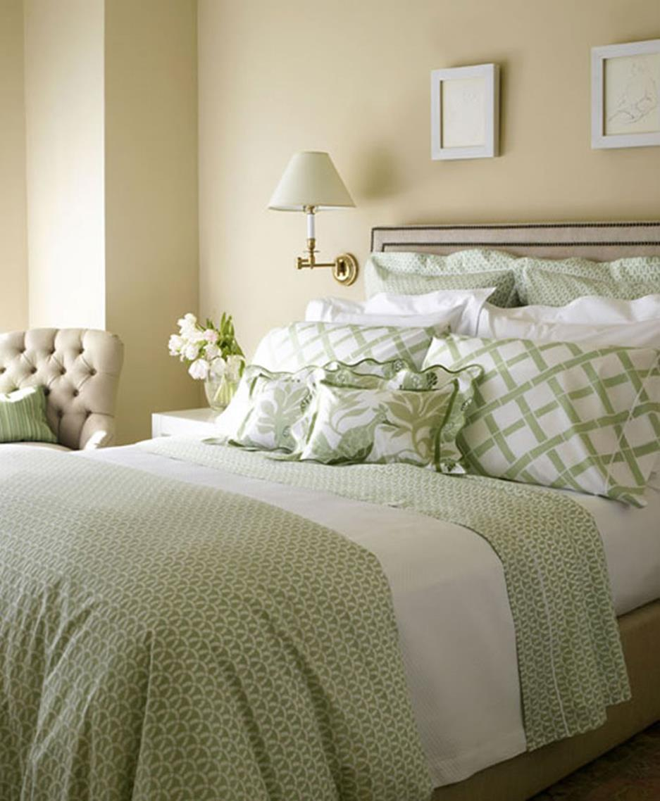 Bed Linen Decorating Ideas 17