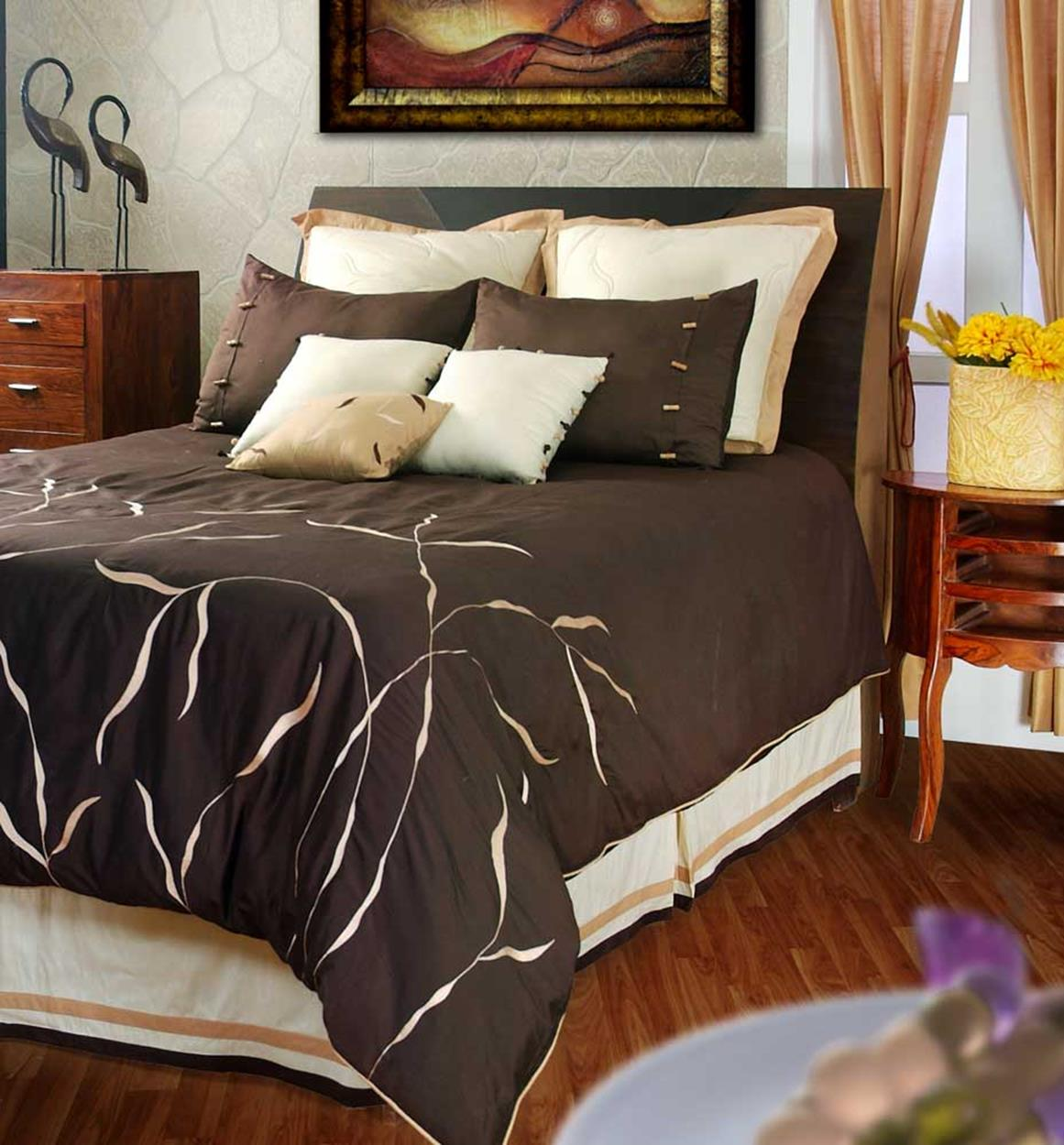 Bed Linen Decorating Ideas 20