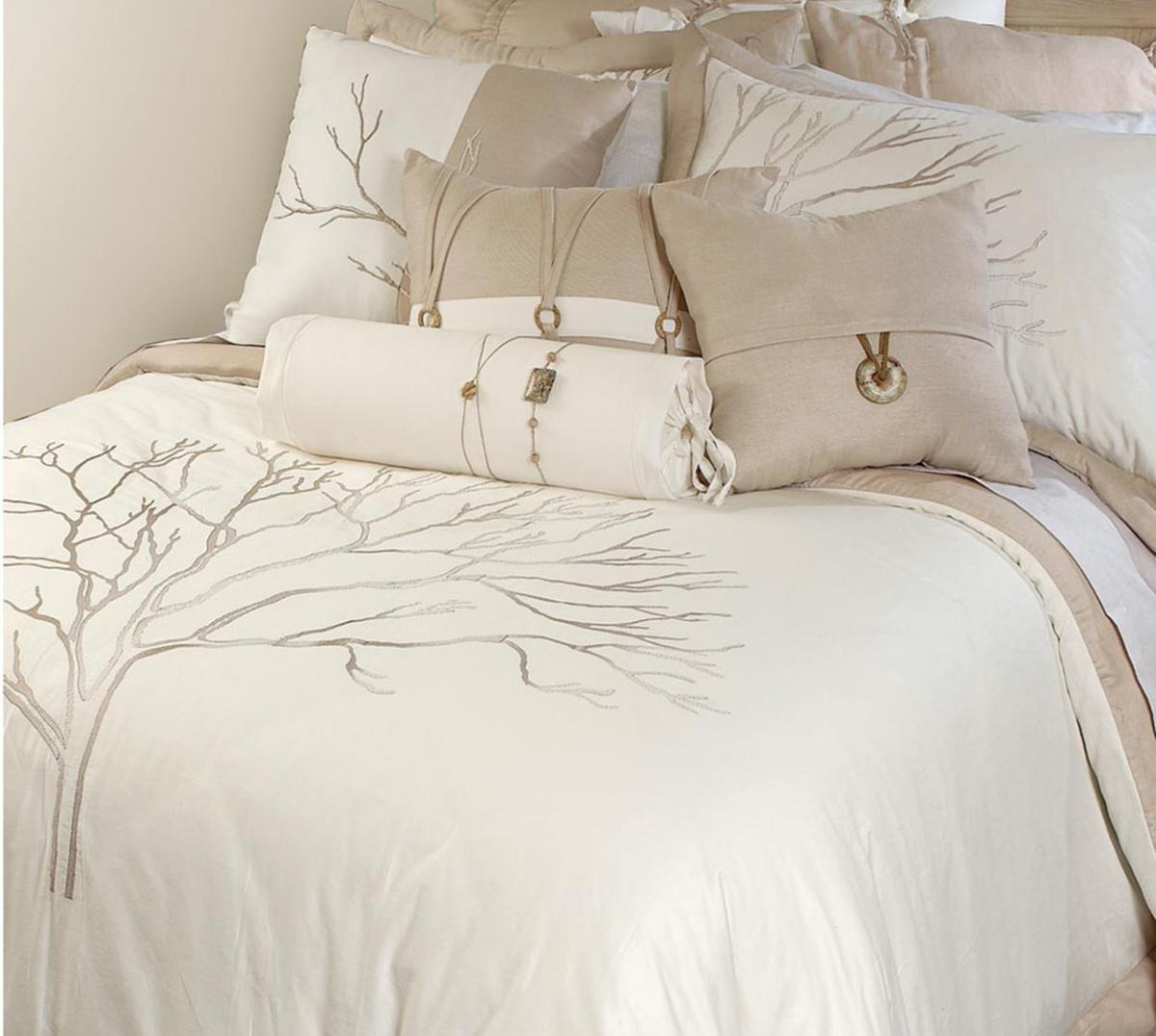Bed Linen Decorating Ideas 4