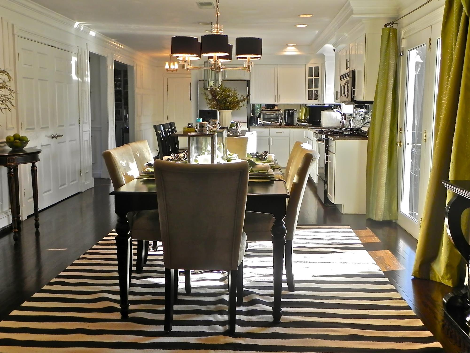 Best Cheap Rugs for Under Kitchen Table 19