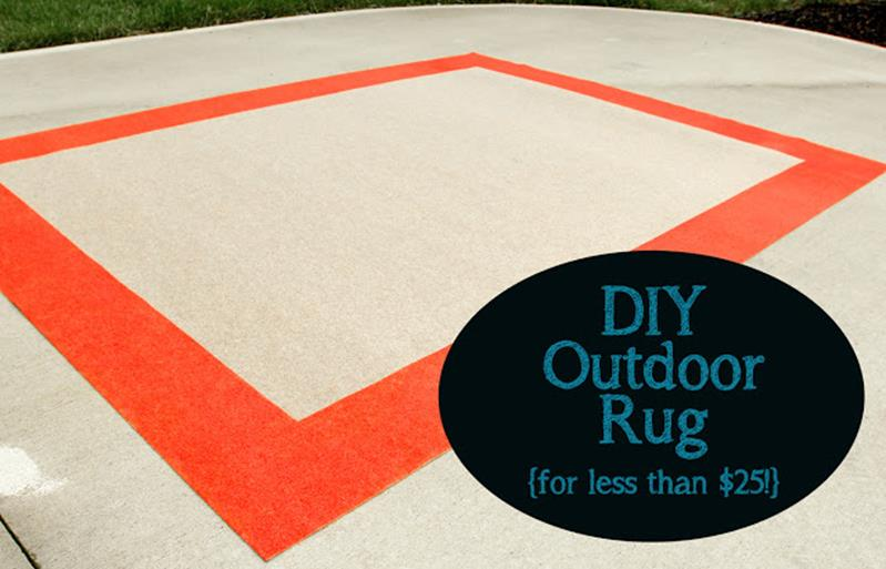 Cheap Outdoor Rugs Ideas 16