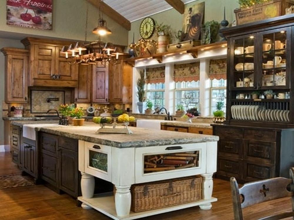 Country Kitchen Accessories and Decor Ideas 13